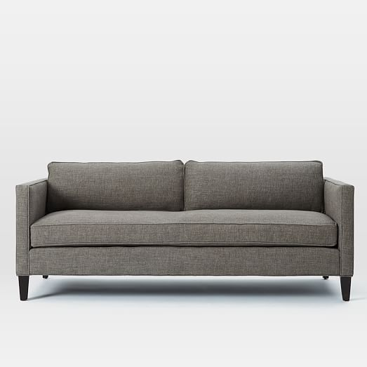 Dunham Box Cushion Sofa 84 Quot West Elm