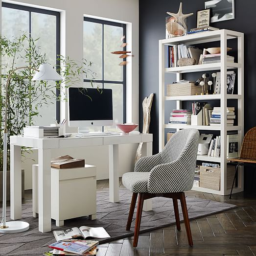 Interior Room Design Estate Space Commercial Office Real Peaceful For