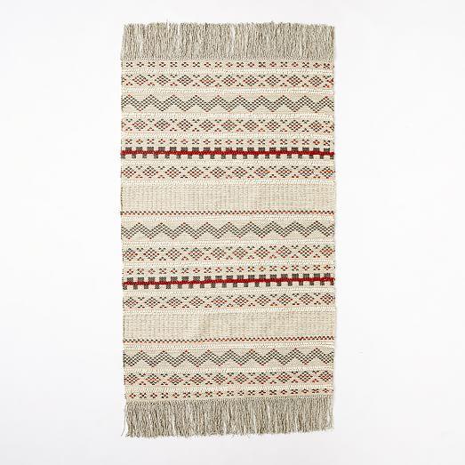 Atlas Wool Rug - Slate