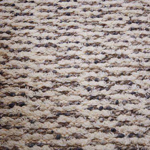 Shaggy Wool Rugs: Popcorn Wool Shag Rug