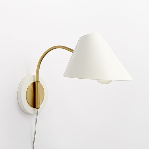 Wall Sconce Task Light : Mid-Century Task Sconce west elm
