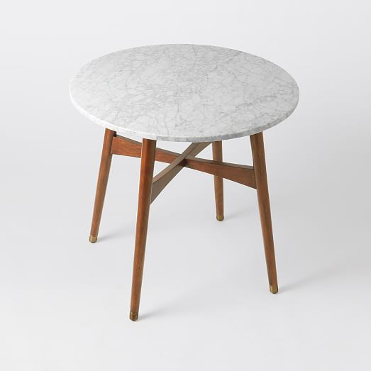 reeve mid century bistro table west elm