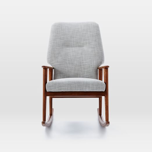 High Back Rocking Chair West Elm