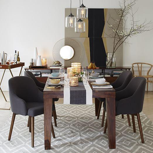 carroll farm dining table west elm. Black Bedroom Furniture Sets. Home Design Ideas