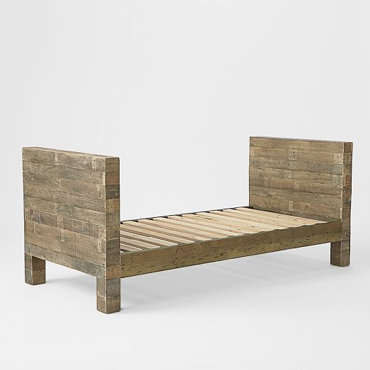 Emmerson™ Reclaimed Wood Daybed - Natural | west elm