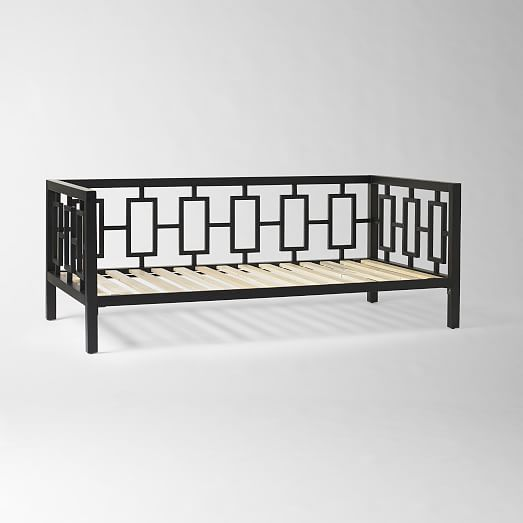 Window Daybed Chocolate West Elm