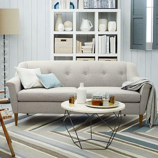 finn sofa 75 west elm. Black Bedroom Furniture Sets. Home Design Ideas