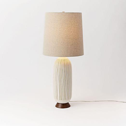 Mid-Century Table Lamp - Bullet | west elm