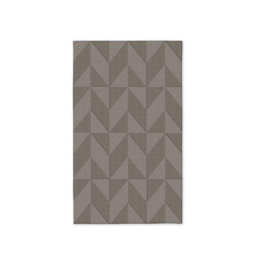 Custom Andes Rug, Platinum, 3'x5'