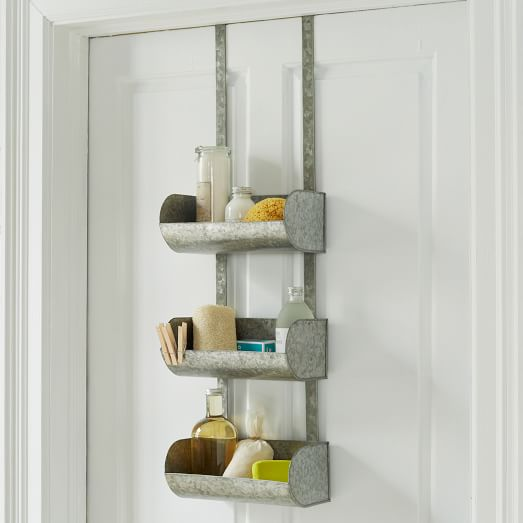 Conveyor Shelf Over the Door Organizer