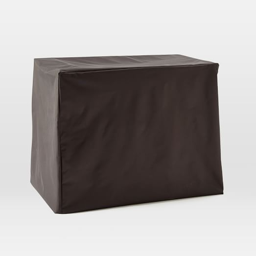outdoor furniture covers bar console slate black furniture covers