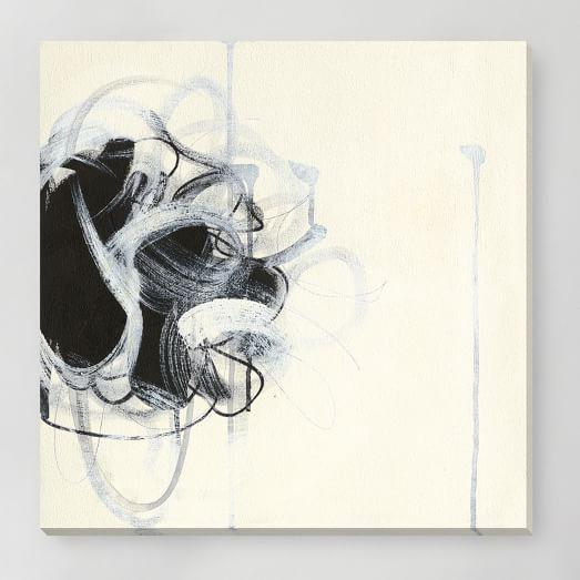 Framed Print, Polyglot I, 28