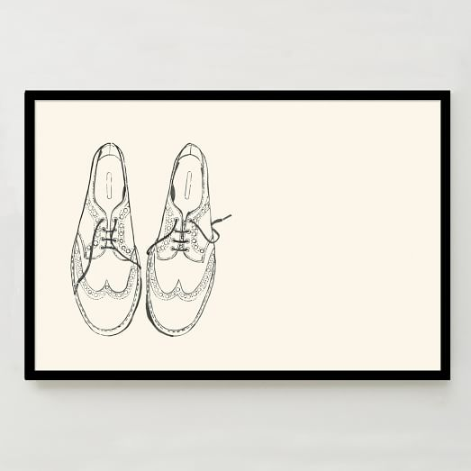 WE Print Collection, Oxfords