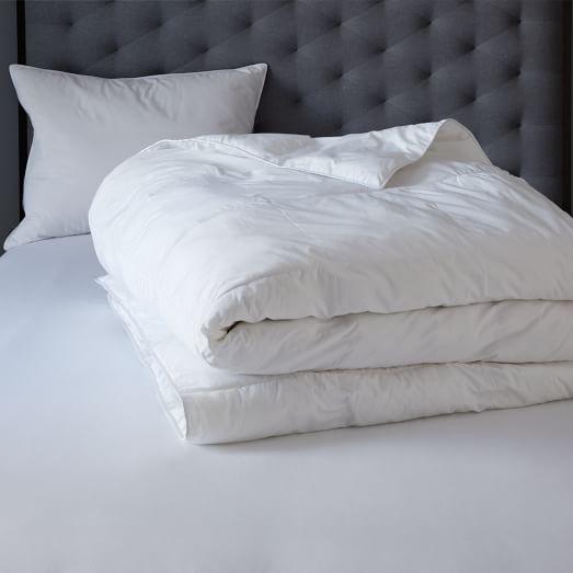 Premium Botanical Down Alternative Comforter, Twin