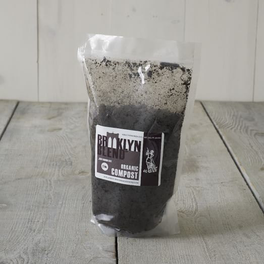 Brooklyn Blend Compost, 2 lbs.