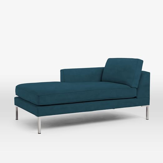 Build your own marco sectional pieces west elm for Build your own chaise lounge