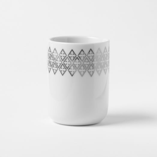 Moroccan Diamond Bath Tumbler