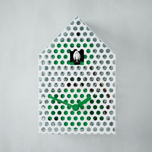 Diamantini + Domeniconi Cuckoo Clock - Symmetrical