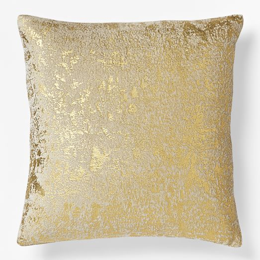 Metallic Texture Pillow Cover, 18
