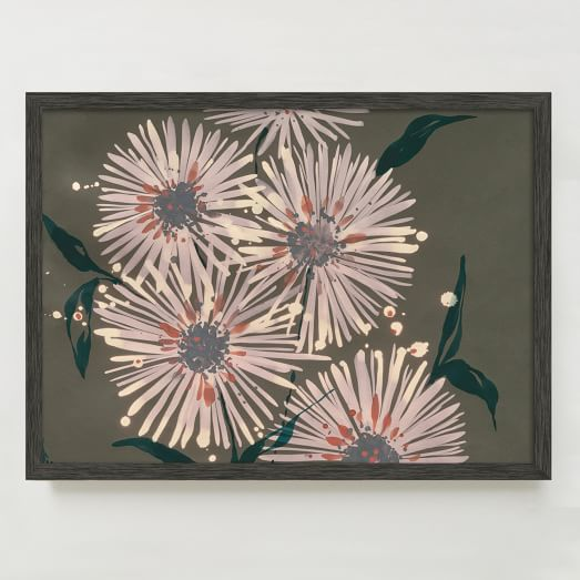 WE Print Collection, Chrysanthemum Fantasy