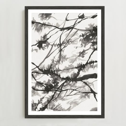 WE Print Collection, Through the Trees