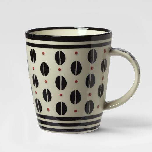 Potters Workshop Mug, Bean
