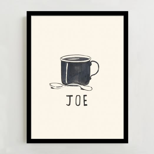 WE Print Collection, Joe