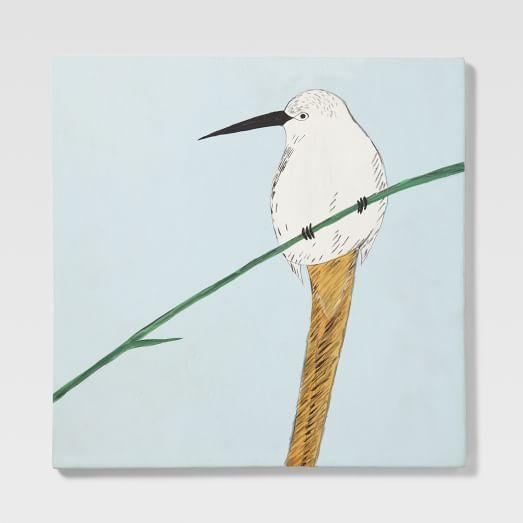Gemma Orkin Tile, Medium, Yellow Tail