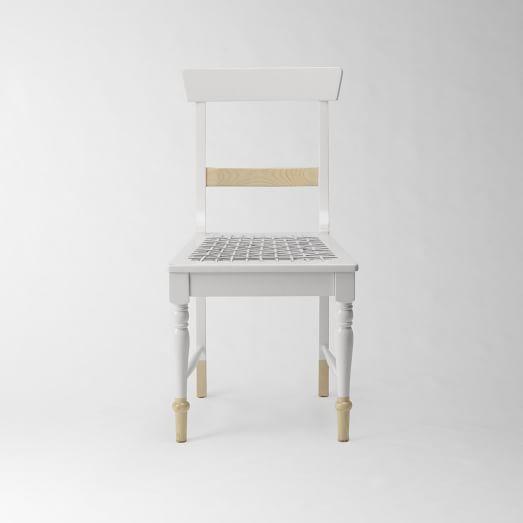 Source Chair, White