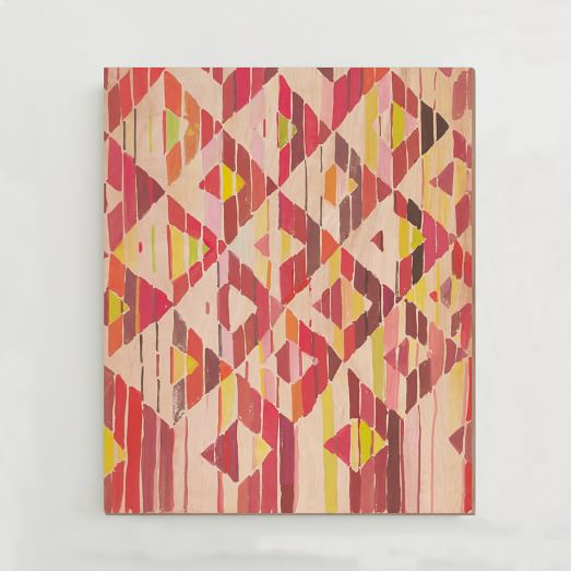 WE Print Collection, Diamond Stripe II