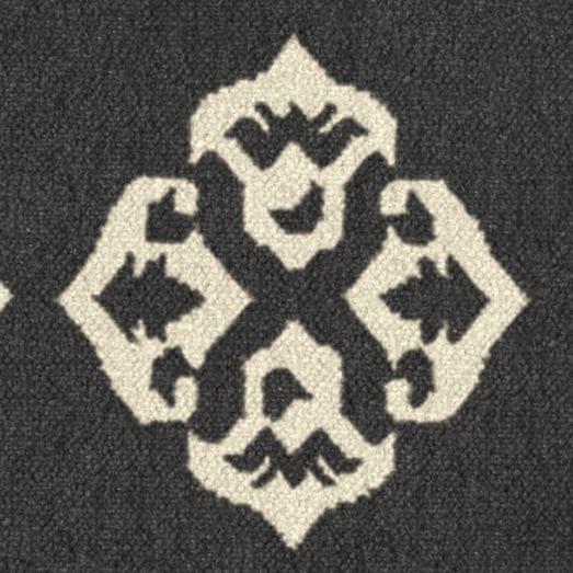 Custom Andalusia Dhurrie, Iron, 16