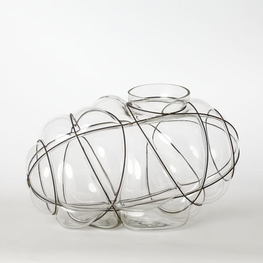 Wire Terrarium Large