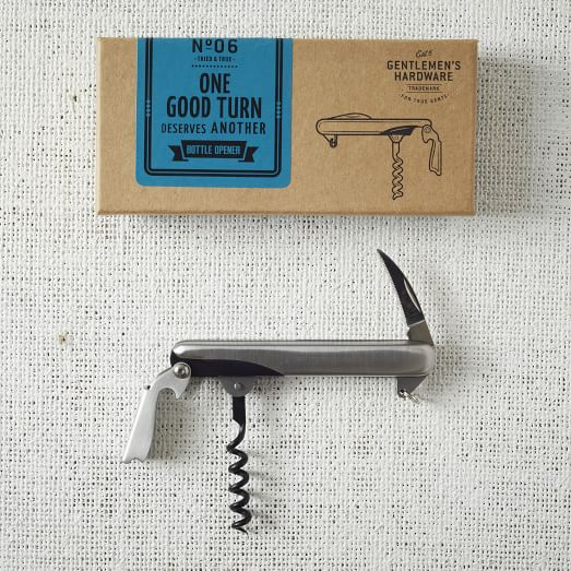 Gentleman's Hardware, Bottle Opener