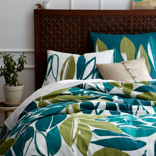 Rainforest Duvet, Twin, Dragonfly