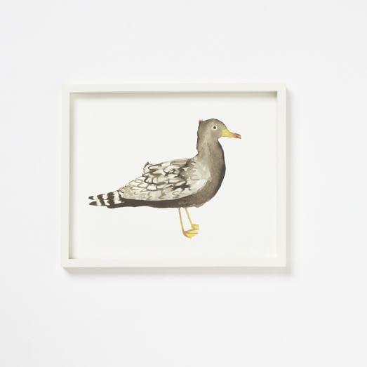 Framed Bird Wall Art, 14
