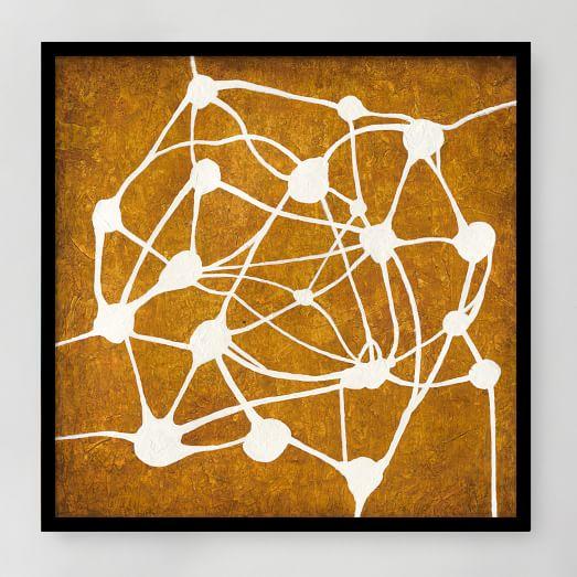 Framed Print, System, 30