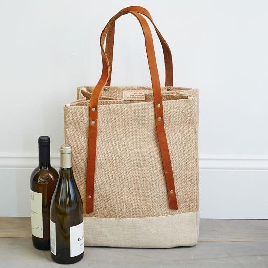 Apolis Wine Tote