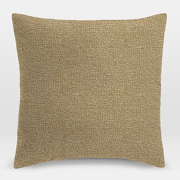upholstery fabric pillow cover boucle west elm. Black Bedroom Furniture Sets. Home Design Ideas