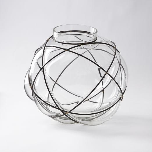 Wire Terrarium, Small