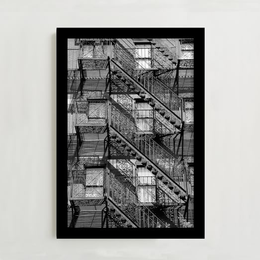 WE Print Collection, Backbay