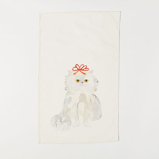 Include your kitchen in the fall-time fun with this set of 2 novelty leg towels