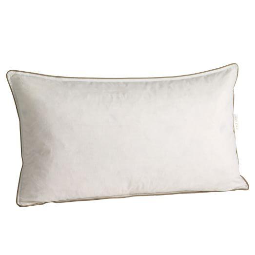 West Elm Throw Pillow Inserts : Decorative Pillow Insert ? 12?x21? west elm