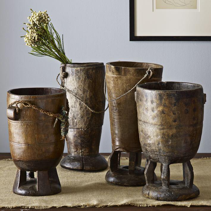 traditional lozi milk jug west elm african themed furniture