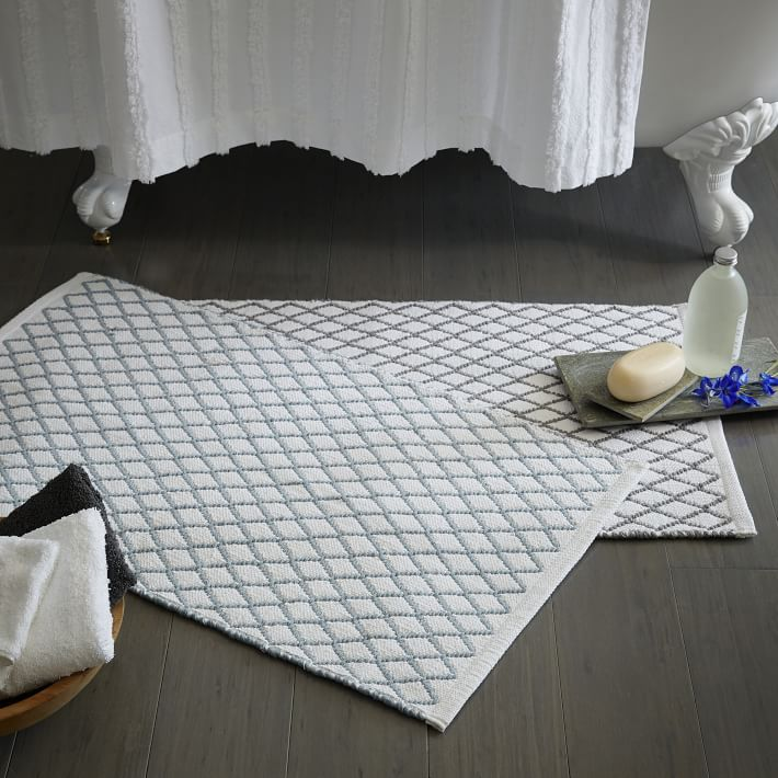 Contemporary Bathroom Mats contemporary bath rugs | roselawnlutheran