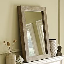 Parsons Floor Mirror Bone Inlay West Elm