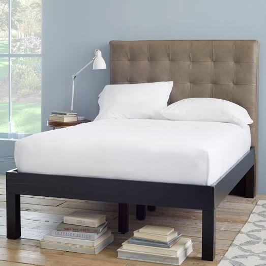 Modern Bed Frame West Elm