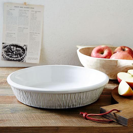 Farmhouse Pottery Pie Dish