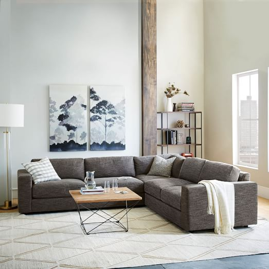 Urban 3 Piece Sectional