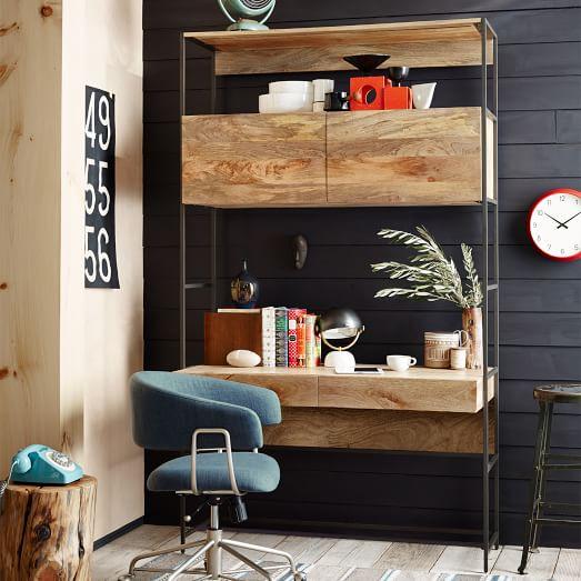 Industrial Modular 49 Quot Desk West Elm