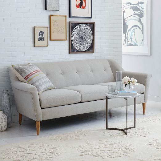 finn sofa west elm. Black Bedroom Furniture Sets. Home Design Ideas